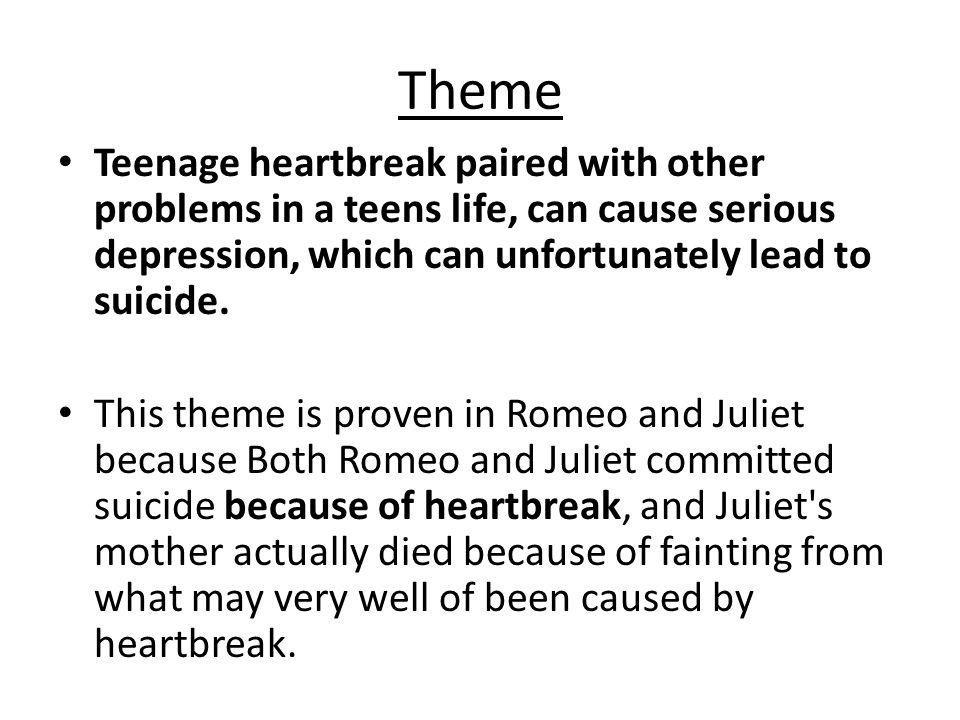 heartbreak do to teen what