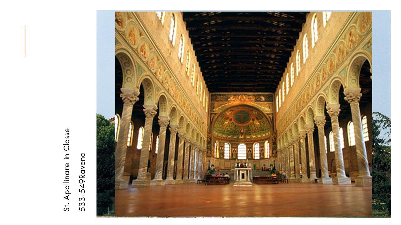 St. Apollinare in Classe 533-549Ravena