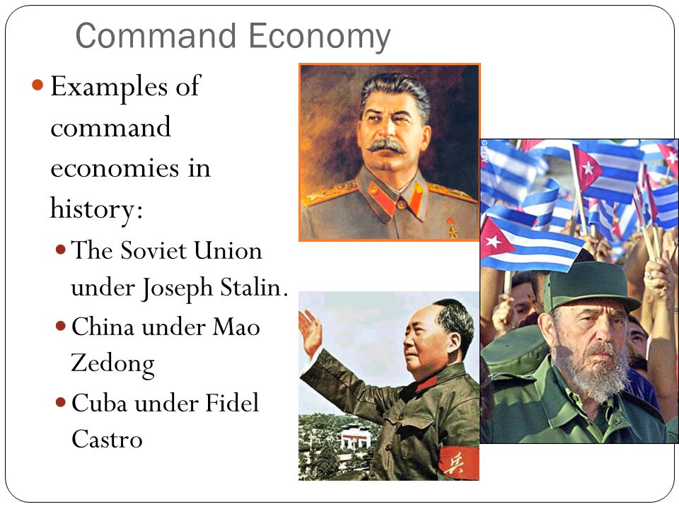 was soviet union a command economy The soviet economy a closer look at the debate and the reality the market for tracts explaining the illogic of the soviet union's socialist economy and.