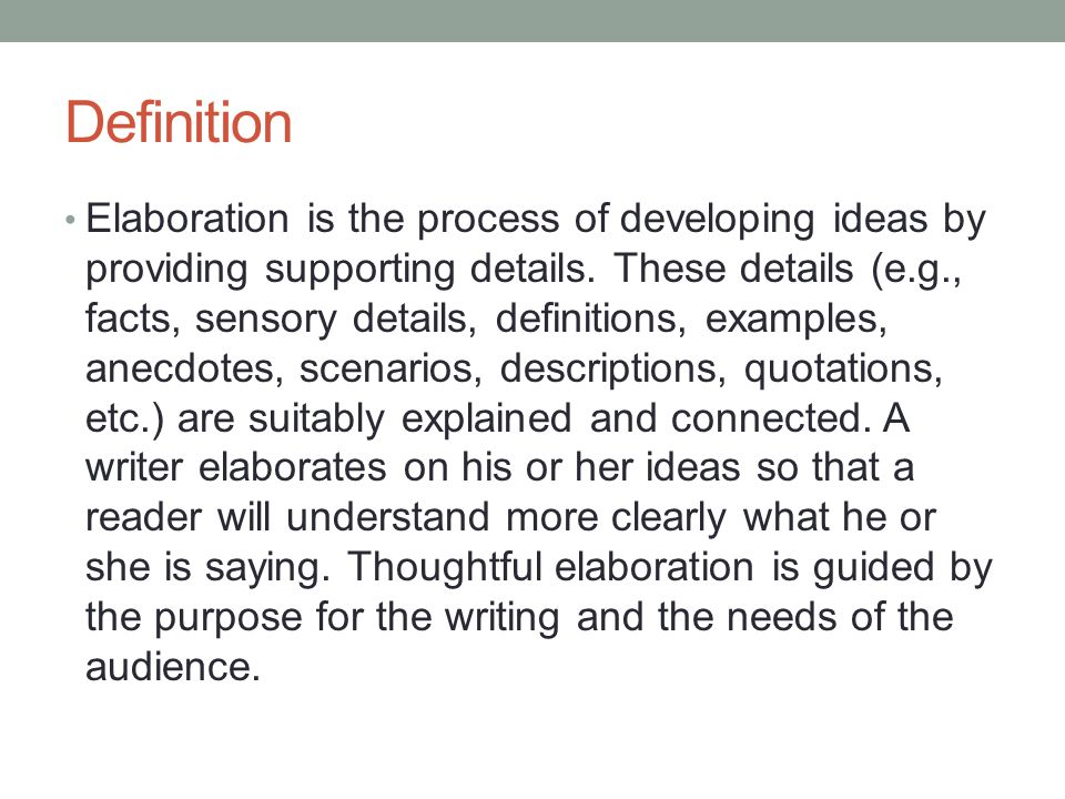good definition essay topics