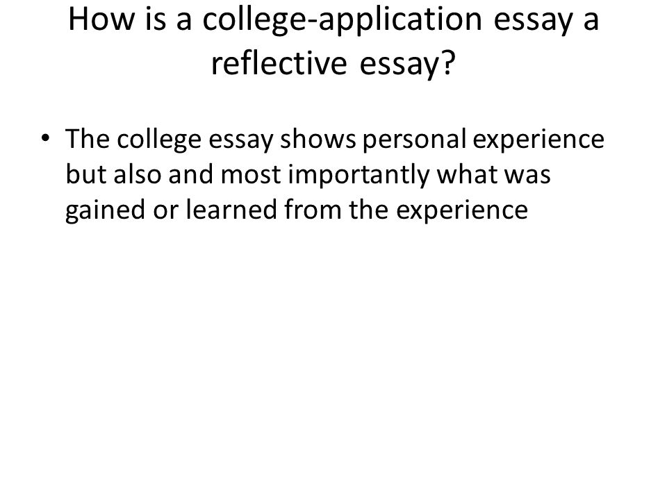 reflective essay on no exit Reflective essay high school has been a very interesting experience for me it has definitely had its highs and lows and many confusing experiences in between overall, i feel like i have been equipped for not only college, but also life as a whole high school has taught me many things, both academically and emotionally.