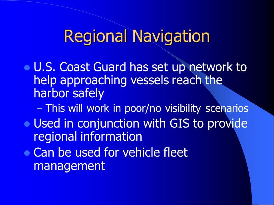Regional Navigation U.S.