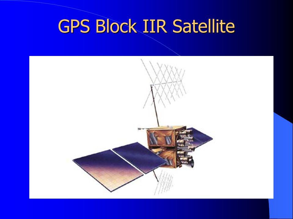 GPS Block IIR Satellite