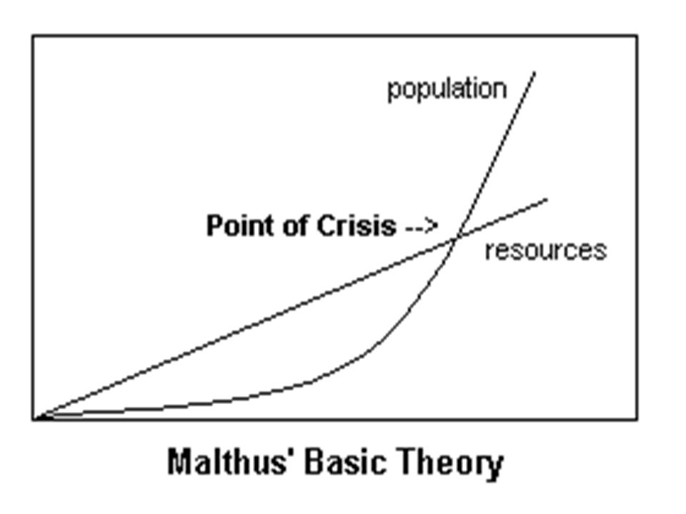 population theories malthusian theory an essay on the principle  4 demographic transition theory demographic transition theory rate of growthrate of growth population patterns are tied to a society s level of