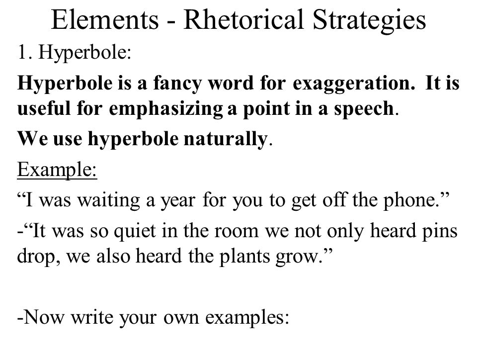 Elements Of The Persuasive Speech What Is Rhetoric Simply
