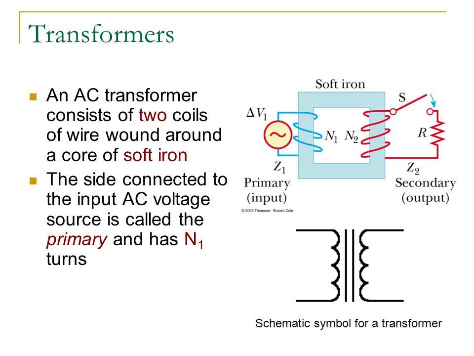 Beste Transformator Schematische Symbole Fotos - Elektrische ...