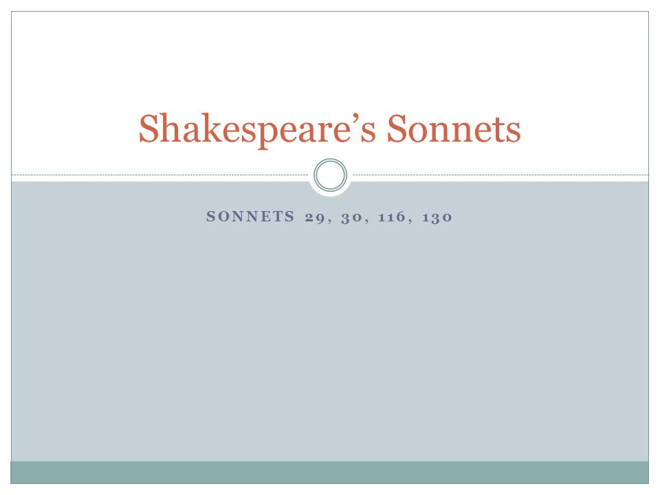 an analysis of sonnets by shakespeare In this lesson, we will analyze shakespeare's sonnet 18, where he compares his love to a summer's day shakespeare's use of imagery and figurative.