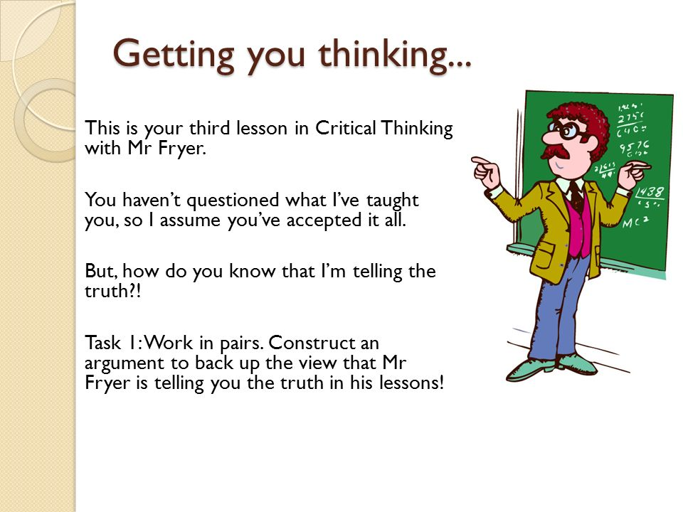 collaborative reasoning critical thinking based learning and instruction As affordances in cscle's for making reasoning skill-based thinking teaching of critical thinking collaborative learning environments thinking.