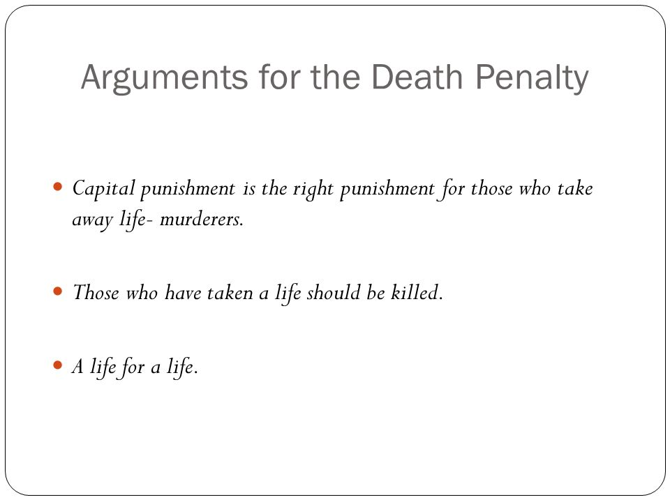 Write my introduction of death penalty essay