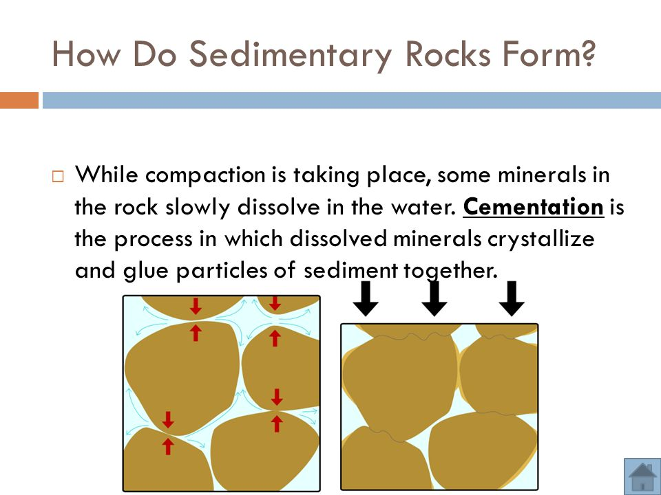3.5 – Sedimentary Rocks  Essential Questions: 1. How Do ...