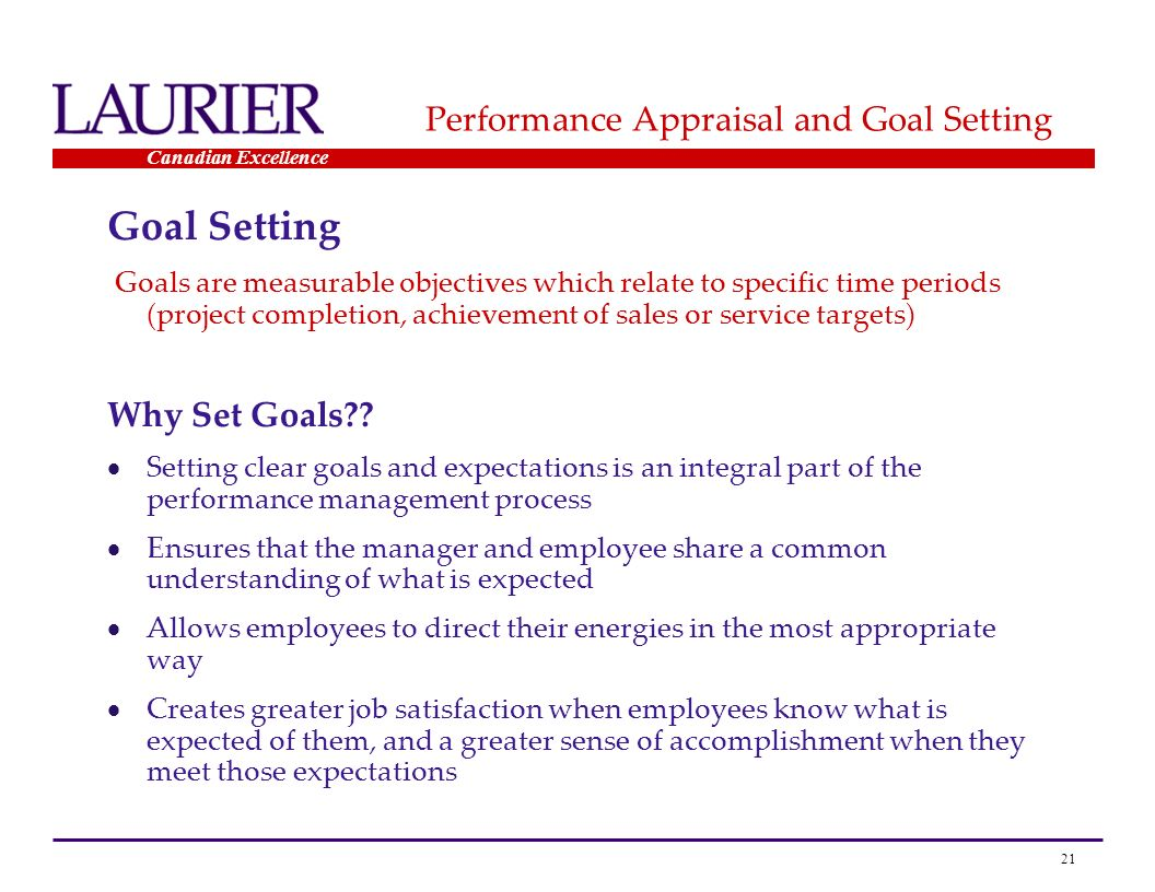 canadian excellence 1 tips for successful performance appraisal 21 canadian excellence