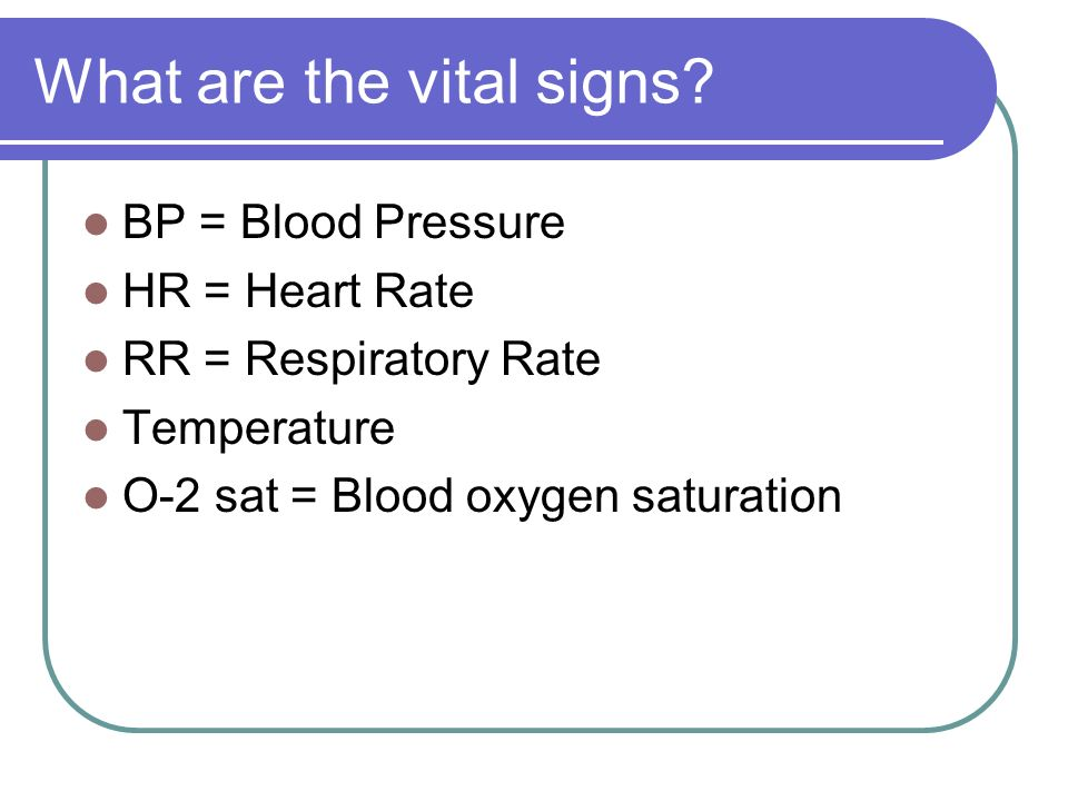 "Vital Signs are…Vital!"" Jennifer Lyon, M.S., M.L.I.S. - ppt download"