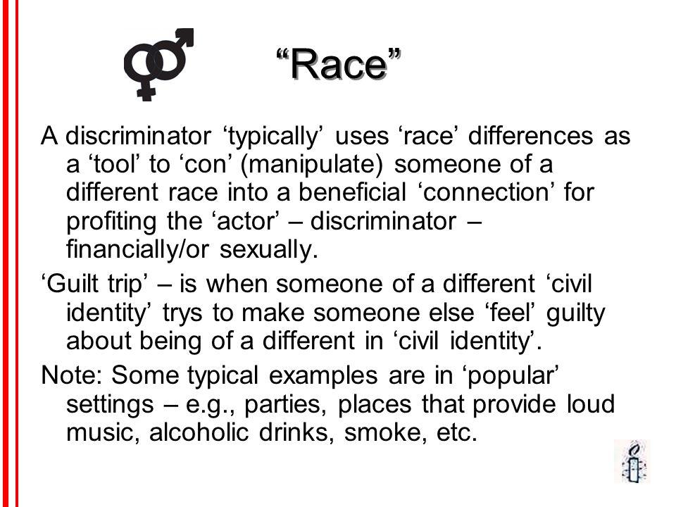 Discrimination Against Equallyokedtarians Discrimination Tactics