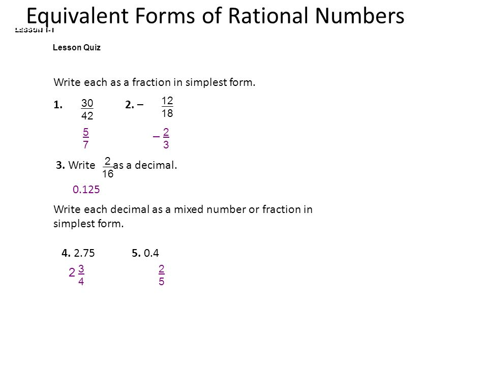1-2 Irrational Numbers and Square Roots. Video Tutor Help ...