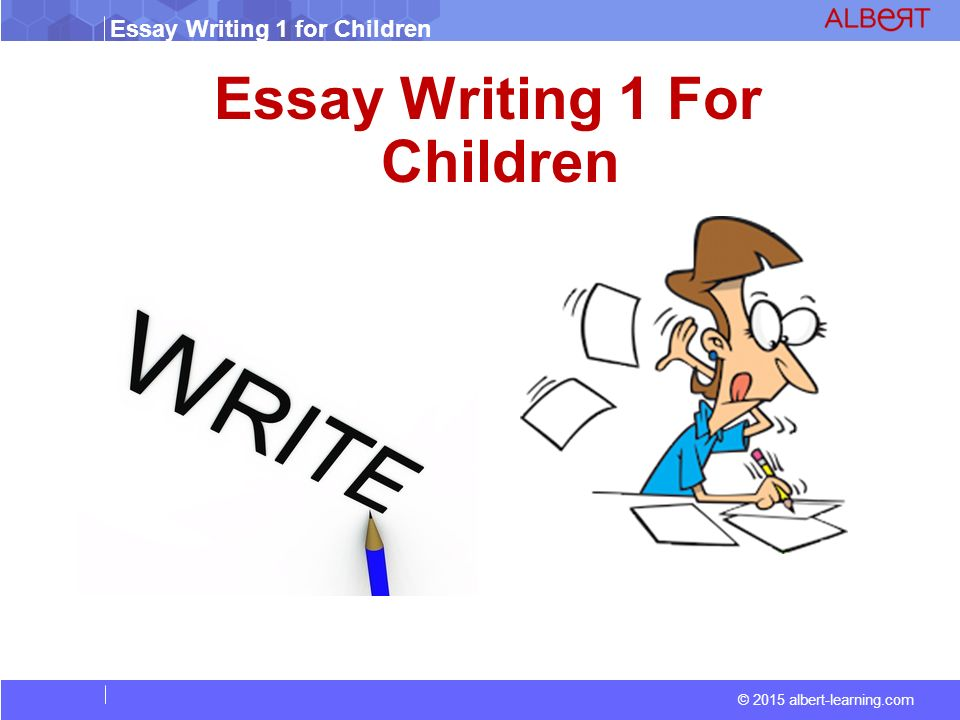 eassay writting