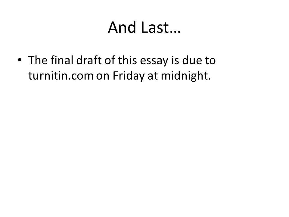 monsters final draft essay