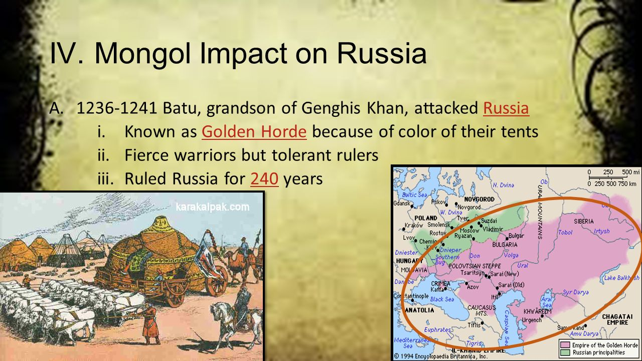 the impact of the mongol invasions on the chinese indian and russian regions The last great nomadic challenges: from chinggis khan to led the first mongol invasion of russia the russian the mongols opened china to.