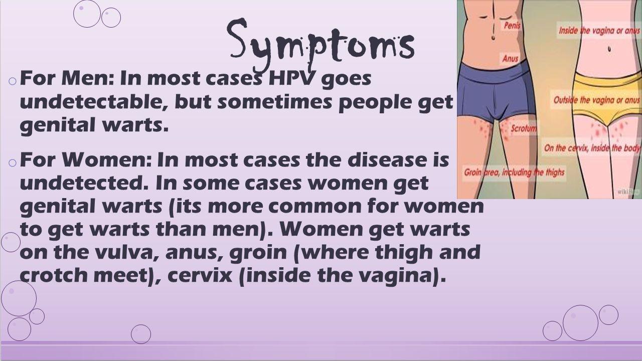 genital wart female