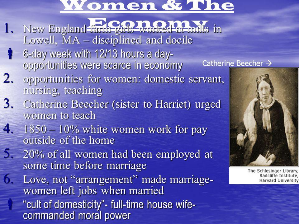 Women & The Economy 1.