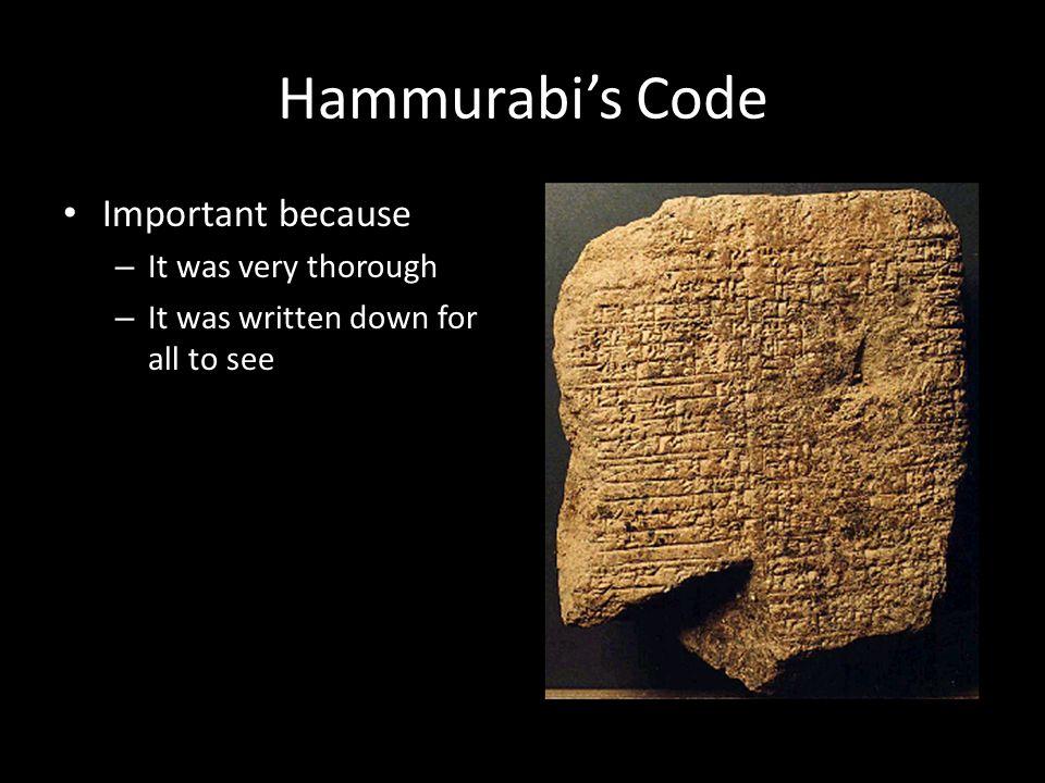 king hammurabi essay