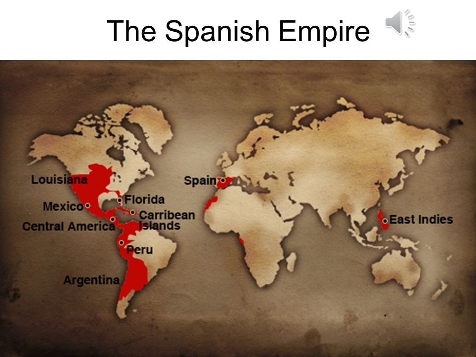 the spanish empire in the americas