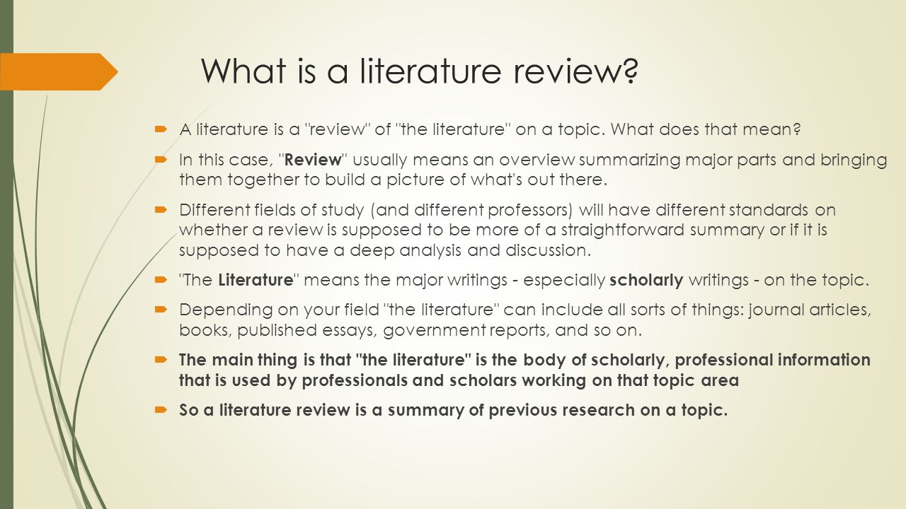 what is literature review in research methodology Review of literature and research methodology ============================================================== section-a review of literature before giving details regarding the research methodology used in the study, it is appropriate to present a brief overview of the research articles, case studies.