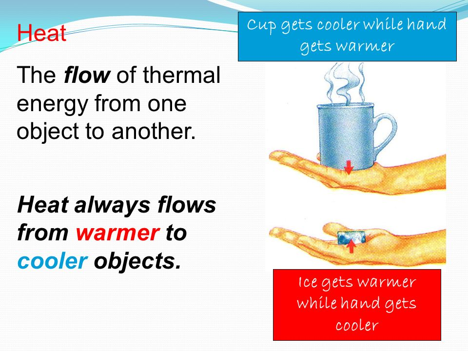 So… about Thermal Energy What's up with Temperature vs Heat ...
