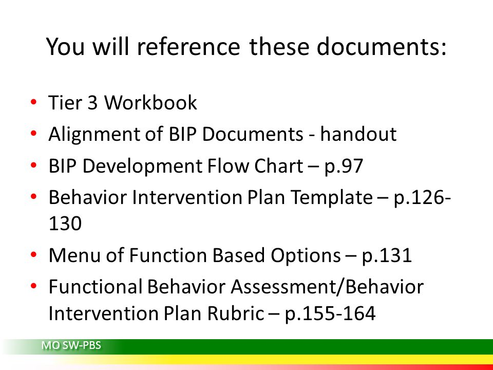 Mo Sw-Pbs Delete This Slide. Notes To Consultants Slides With The
