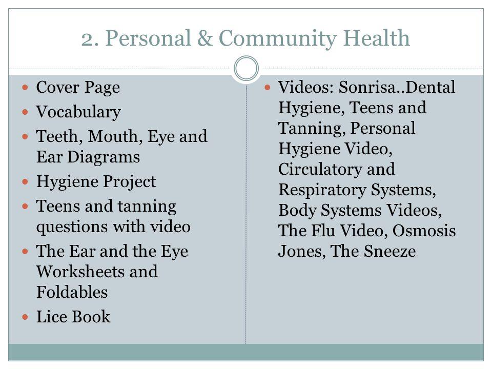 personal community health