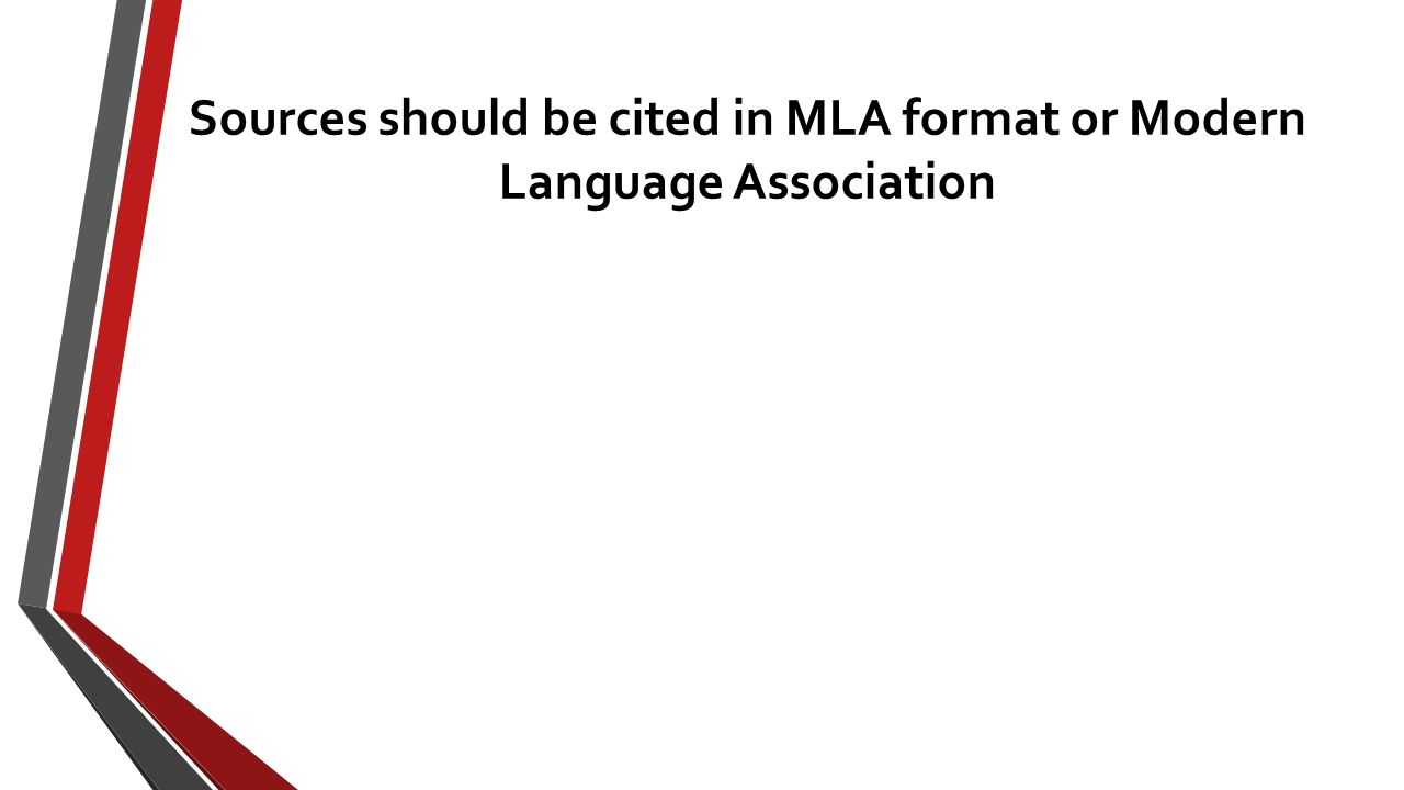 "essential features of the mla format Jccc mla documentation handout the focus is on providing essential information which in a ""consistent"" and logical format, the writer's knowledge (mla."