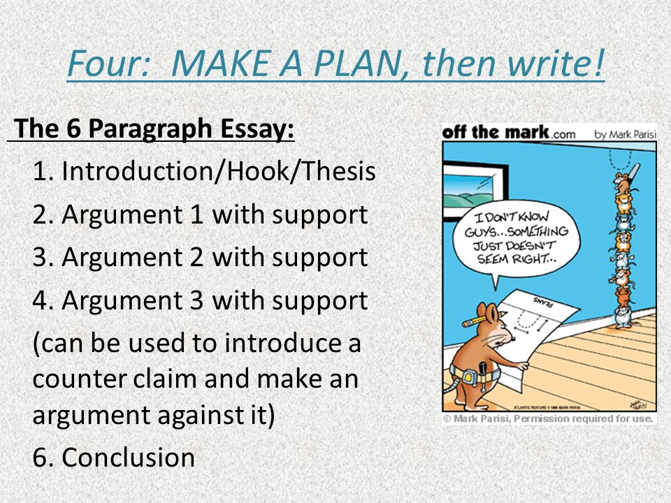 how to write an opening paragraph for an essay