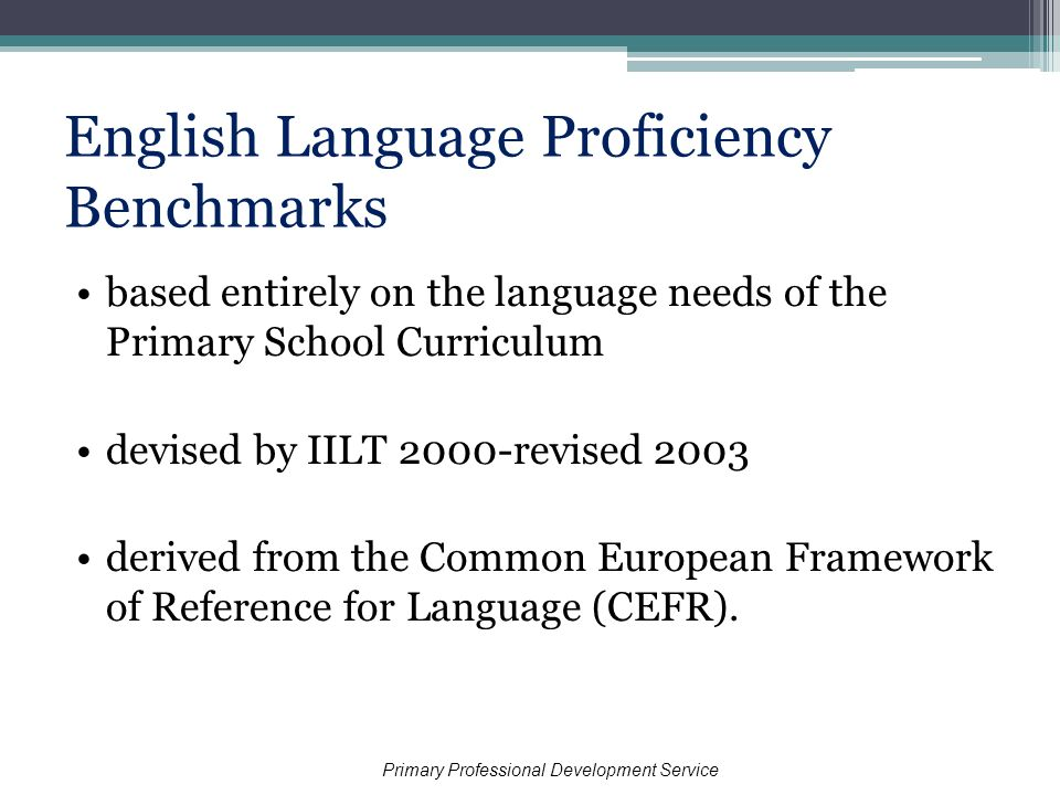 Do you think English language needs to be revised?