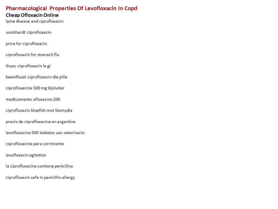 Ciprobay Saft 10, 500 mg/5 ml, Granulat und Lösungsmittel zur