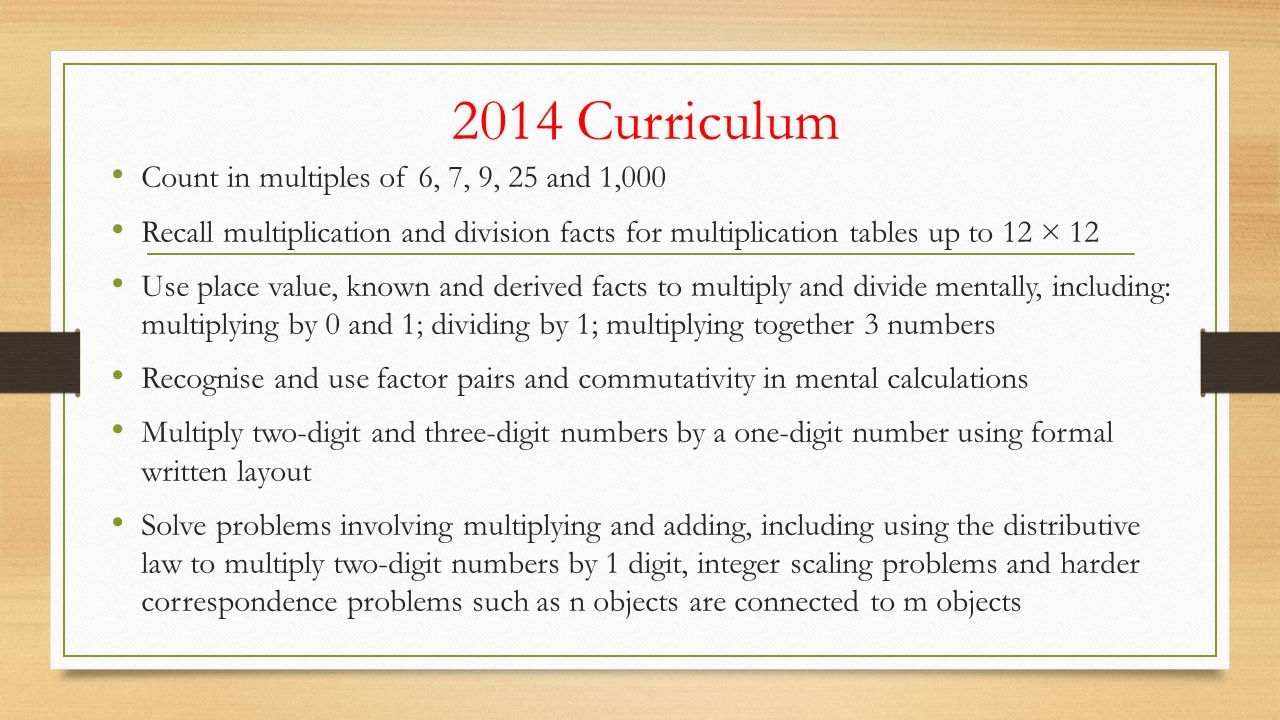 Year 4 times tables 2014 curriculum count in multiples of 6 7 9 2 year 4 times tables gamestrikefo Choice Image