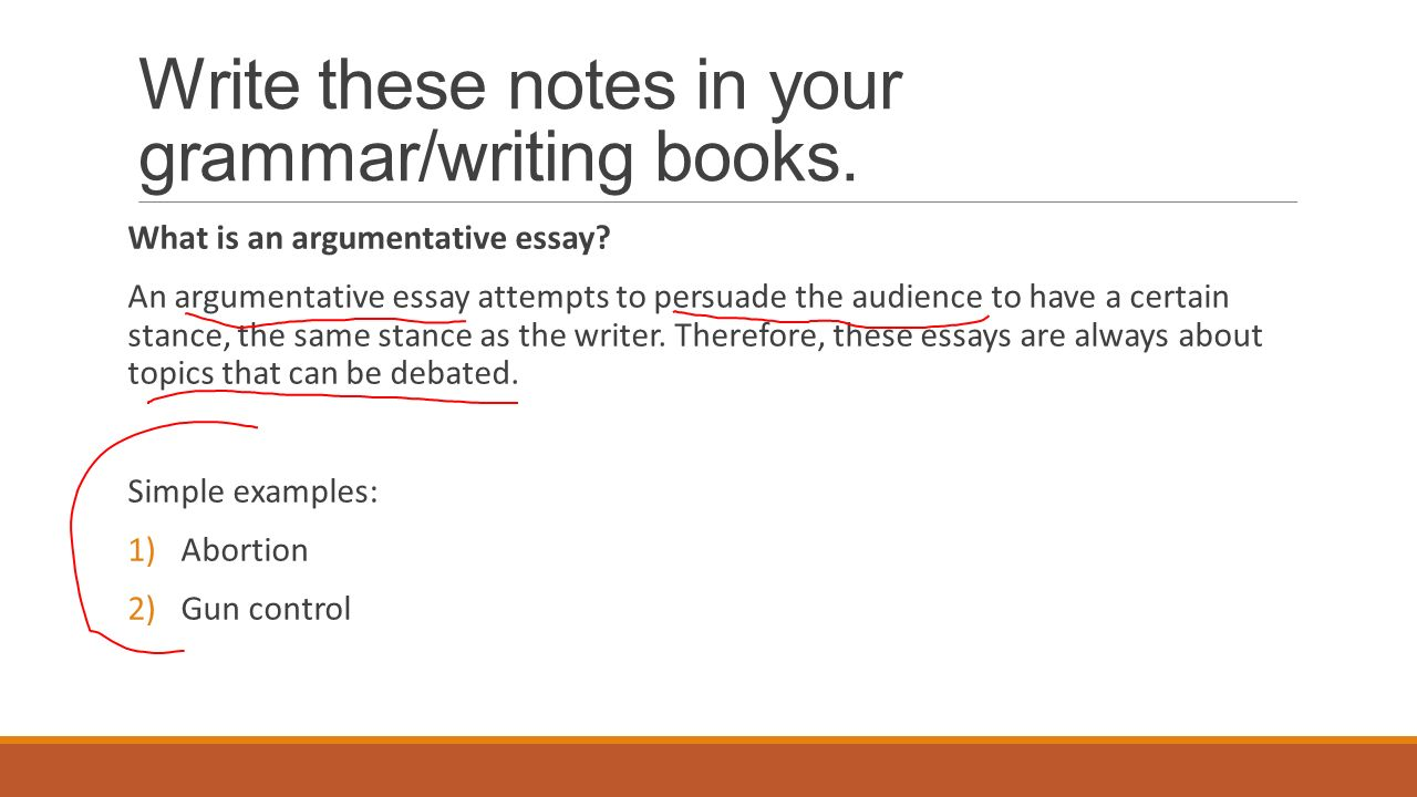 and to kill a mockingbird quiz on a separate  write these notes in your grammar writing books what is an argumentative essay