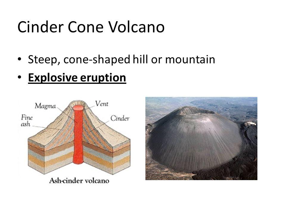 cinder cone rough draft