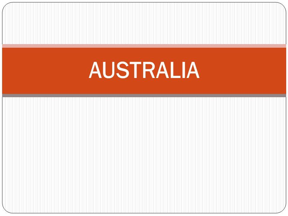 Australia The Symbols Of Australia The Center Of Australia Is A Big