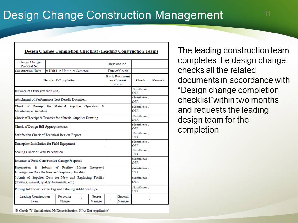 westband construction change orders construction articlee Credibility in helping to support or defend a construction claim and change orders as a result of impacts caused from inefficiencies.