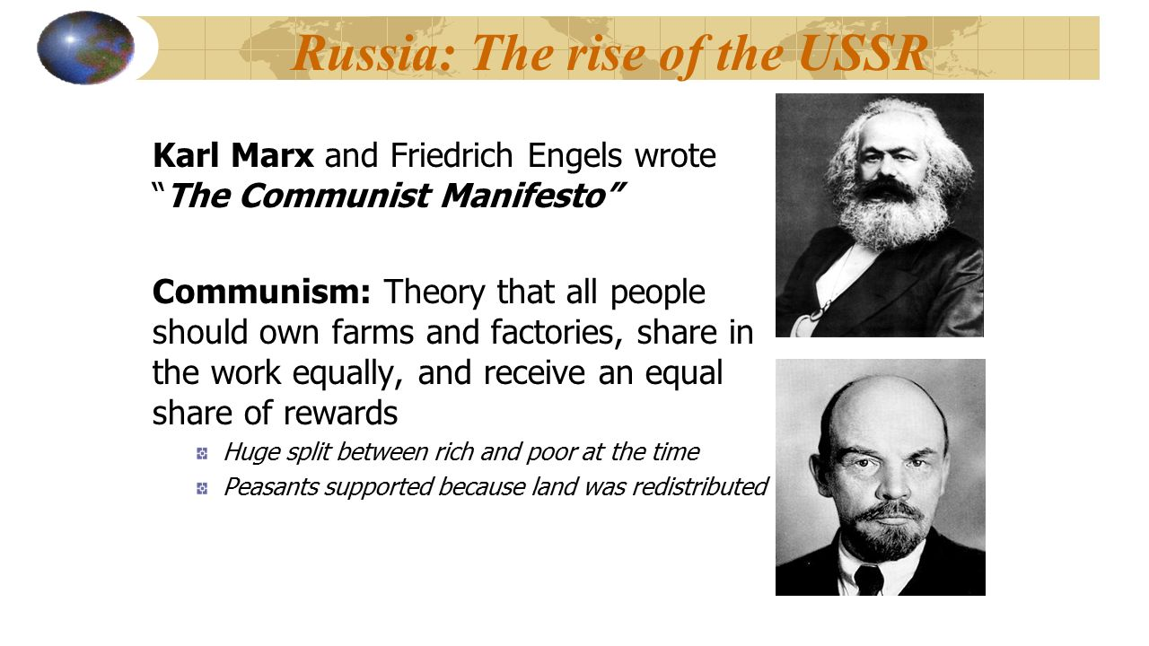 human nature and its effects in karl marxs the communist manifesto Karl marx (1818–1883) is , understands the active nature of the human subject for example, in the communist manifesto marx states that.