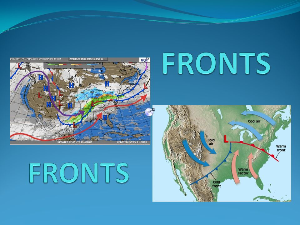 CQ What Happens When Two Air Masses Meet Air Mass A Large - Air masses map of us