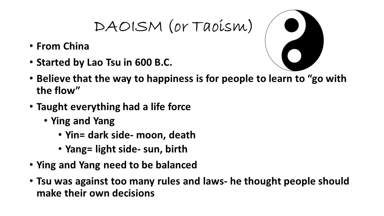daoism and local religion defining a
