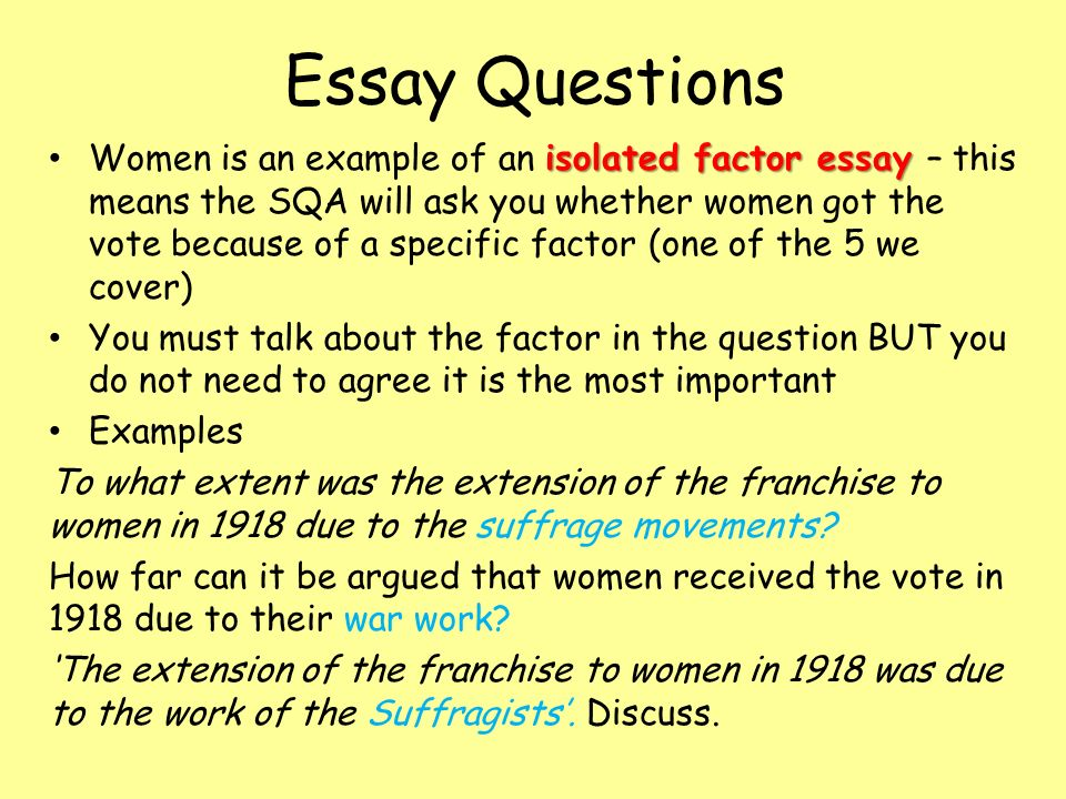 essay on women Women's rights should all women be equal to their status, opportunities and rights every woman should have the ability to express their freedoms and rights, deserve equal treatment within their society and region, and every country needs to reinforce the rules for women.