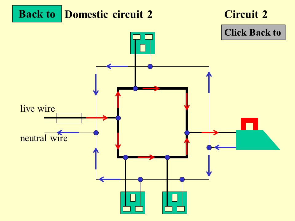 Circuit 2Power 1 Basic Definitions Power the rate at which – Ring Main Wiring Diagram
