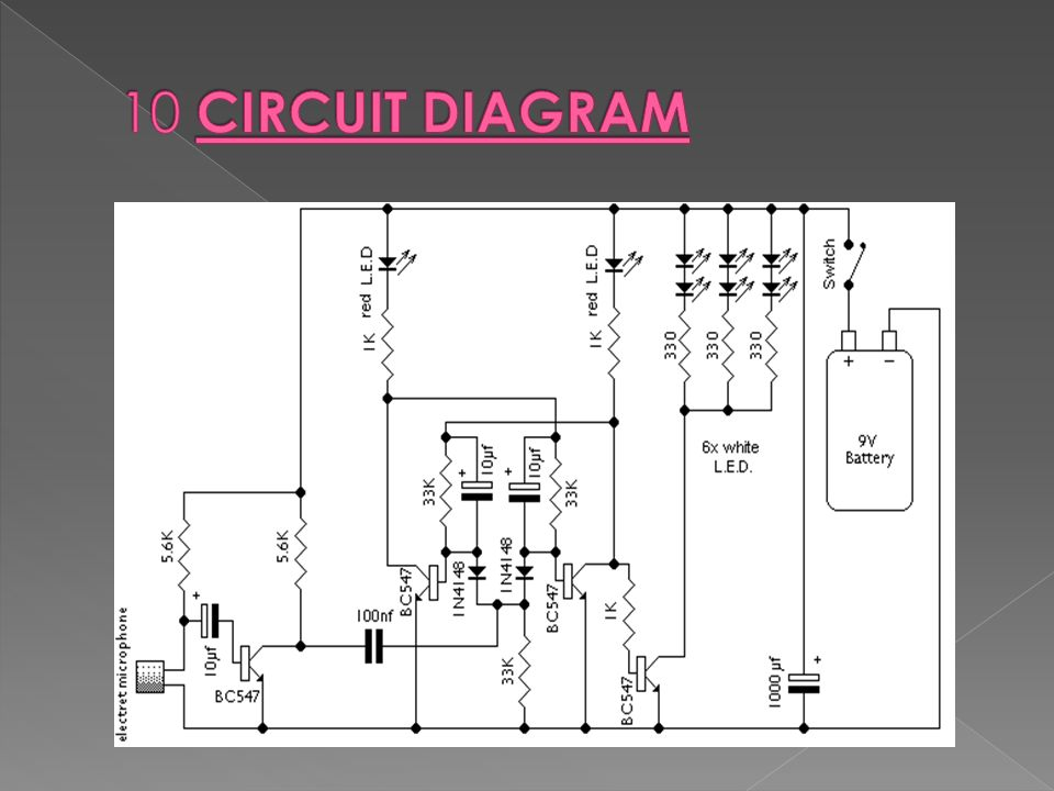 INTRODUCTION   This circuit can switch on and off a light, a ...