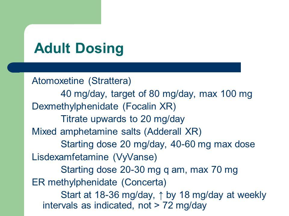 Straterra 40 mg  Jill scott insomnia