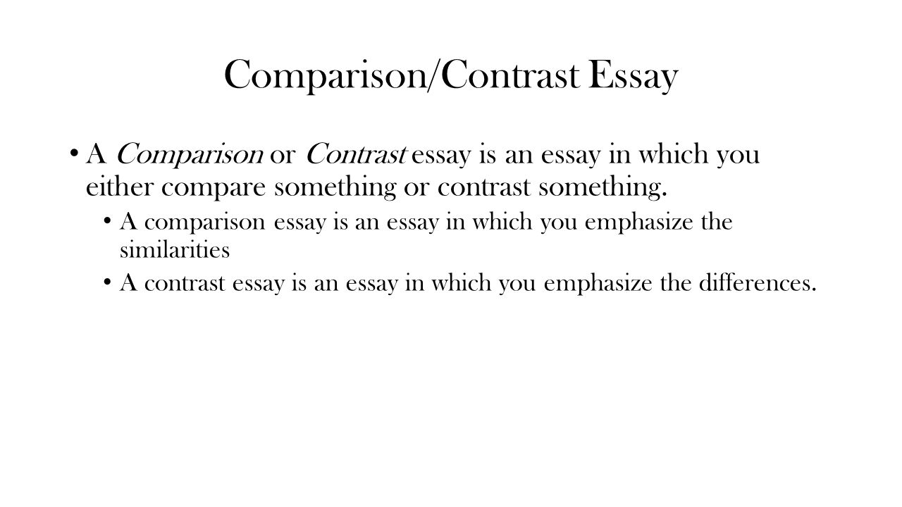 compare and contrast two theories of personality essay Compare and contrast: personality theories the two theories that i decided to compare and contrast with one another is the humanistic theory and the trait theoryfirst, i will start with the comparison of the humanistic,and trait theories.