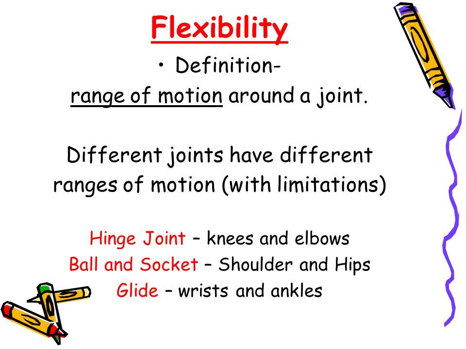 3 Flexibility Definition  ...
