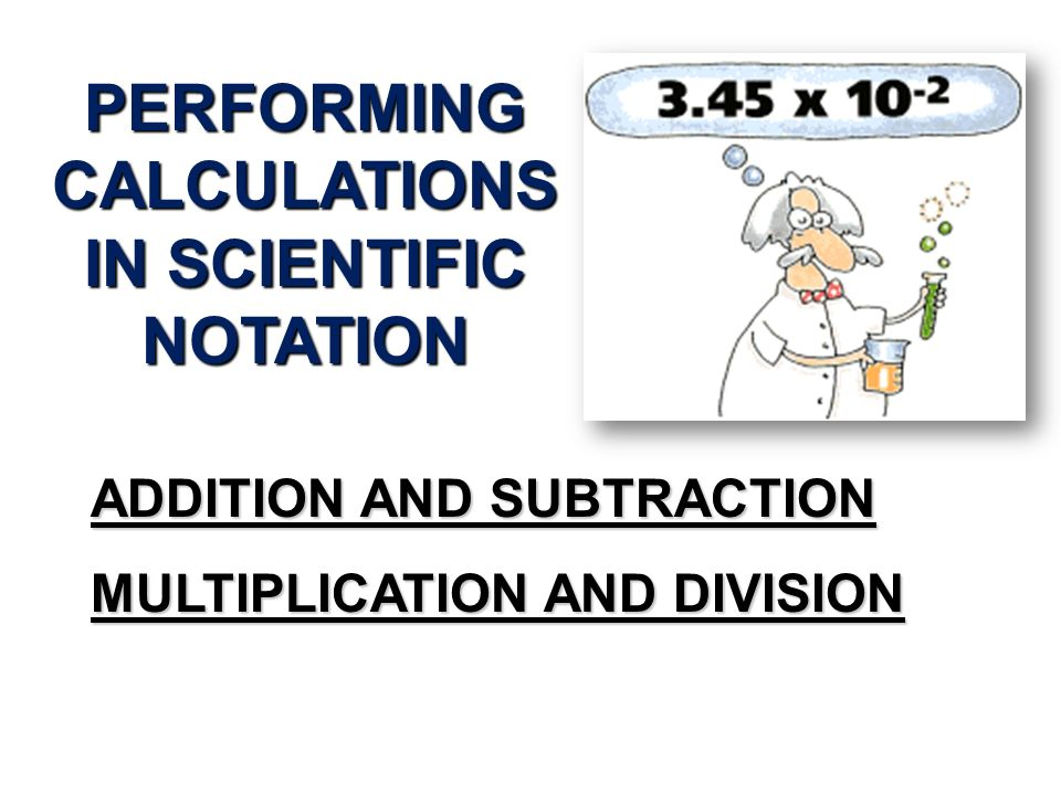 Chem Comm Warm Up Convert Standard to Scientific Notation 74 000 0.000 005 Convert Scientific Notation to Standard 4.7 x 10 5 7 x 10 -5
