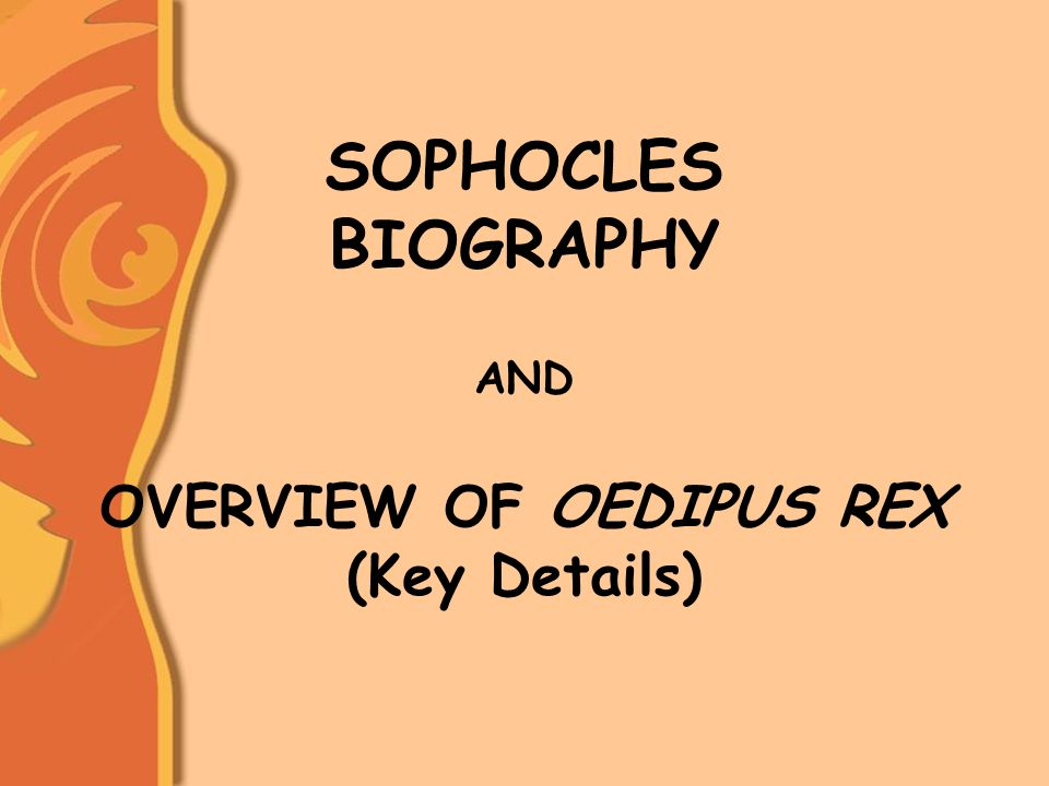 sophocles 1 essay Sophocles 1 has 53,222 ratings and 1,305 reviews bookdragon sean said: the three theban pays are the absolute pillar stone of ancient greek drama, and i.