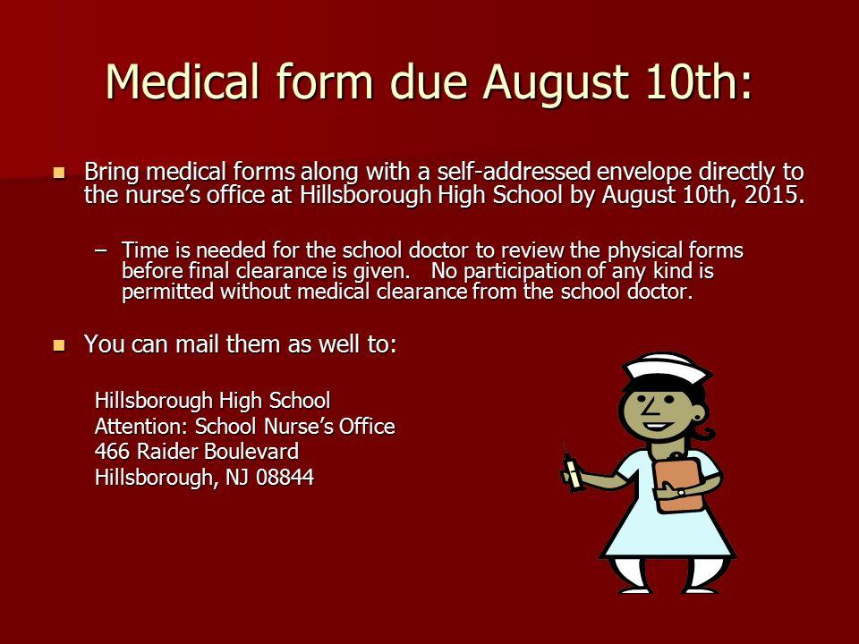 Hillsborough Middle School Athletic Program Hms Athletic Director
